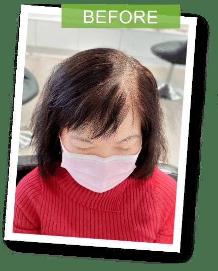 你還在用傷害頭皮的染髮方式遮蓋白髮嗎?